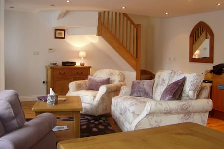 A Great Little Cottage in the Heart of Devon - Chittlehampton - บ้าน