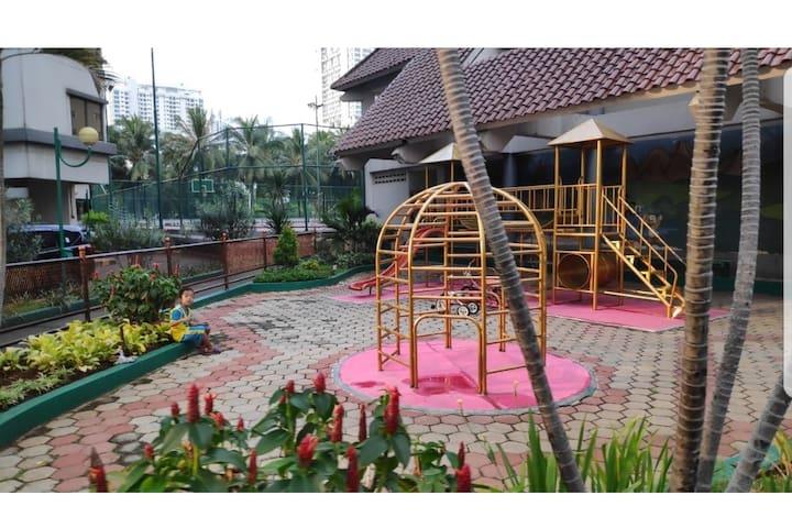 Taman Kemayoran Condominium (TKC) - Spacious 1 BR