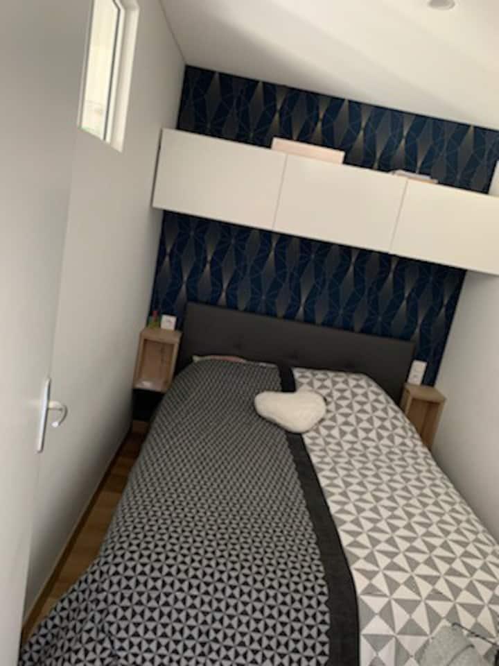 Appartement Granville avec petite terrasse
