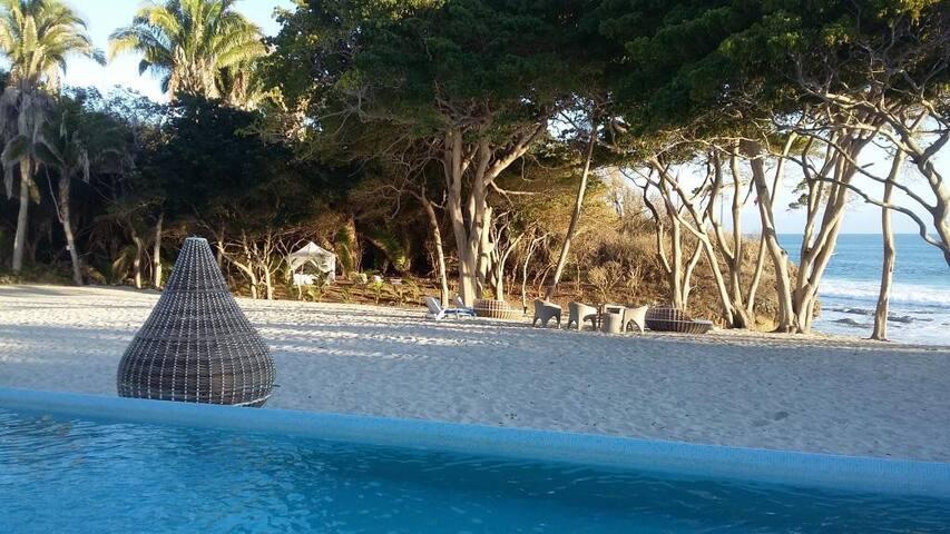 Bolongo -  Condo Frente al Mar -  Punta Mita