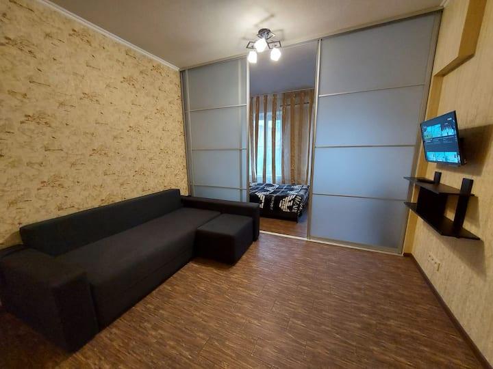 Квартира-студия № 7 на Харьковской набережной, 7
