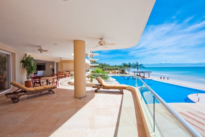 Gorgeous Luxury Apartment in Punta de Mita - Punta de Mita - Apartamento