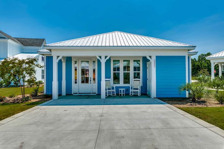 Free Tickets to Local Attractions! Luxury Bungalow in Barefoot Resort