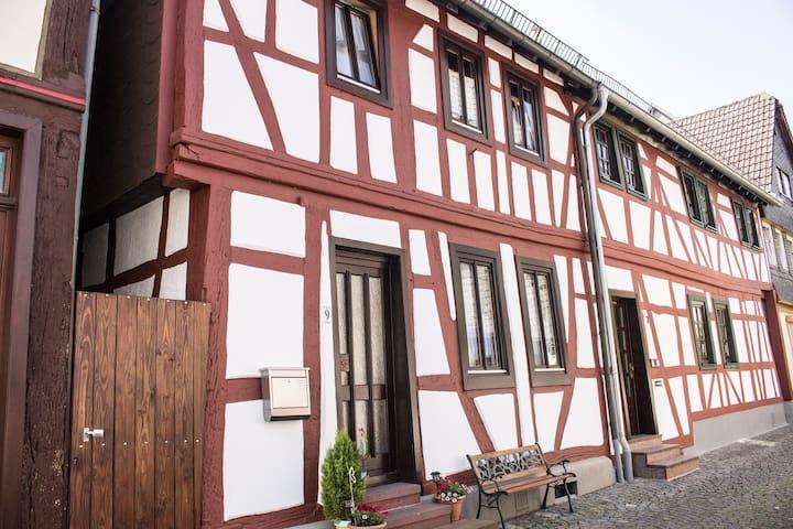 Fährmannshaus Seligenstadt: Altstadtferien am Main - Seligenstadt - Huis