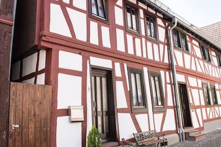 Fährmannshaus Seligenstadt: Altstadtferien am Main - Seligenstadt - Rumah