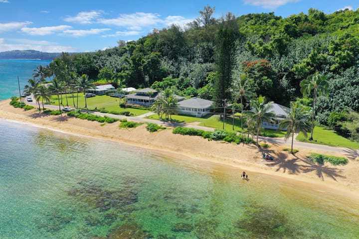 Anini Beach Front