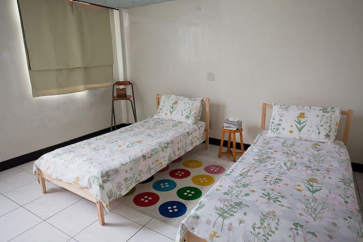 ~Traveler's Harbour~ Private room, 3 mins from MRT