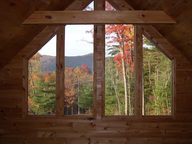 Call of the Wild - Blue Ridge - Blockhütte