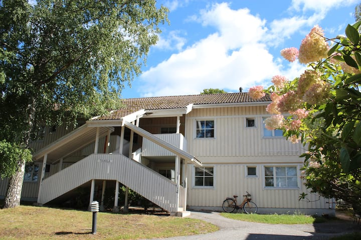 Varsinais-Suomen Kansanopisto, dorm room 42