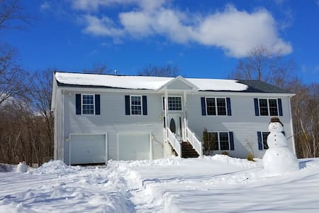 Large new house close to all Poconos attractions - Long Pond - Talo