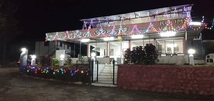 SERENE, SPIRITUAL - HOTEL OMKAR, MAHABALESHWAR