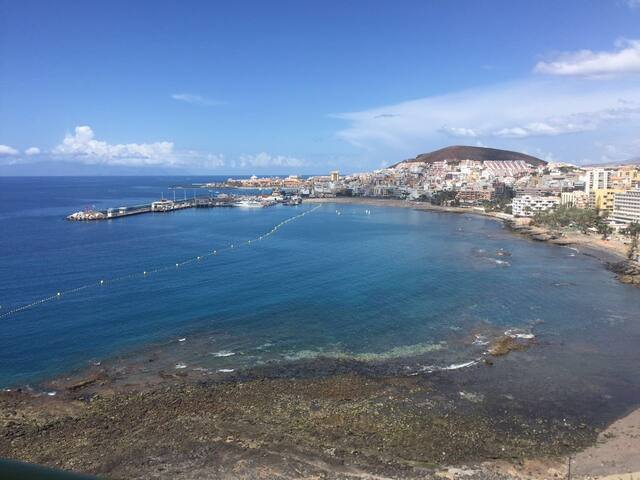 SEA´ FRONT APART. LOS CRISTIANOS BEST VIEW/PRICE