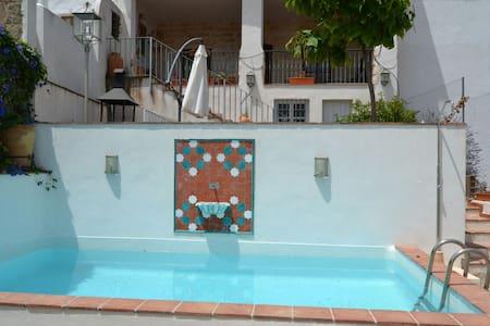 Balcon de los Olivos - Luque