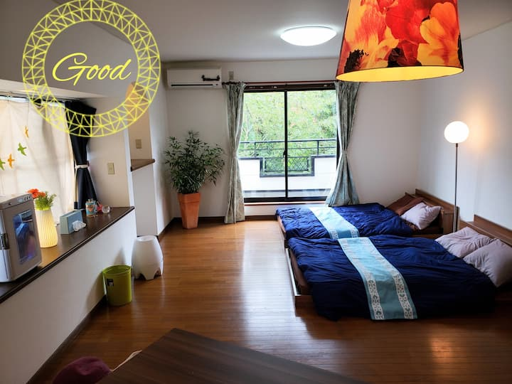 [GOOD]Cozy room in Aso