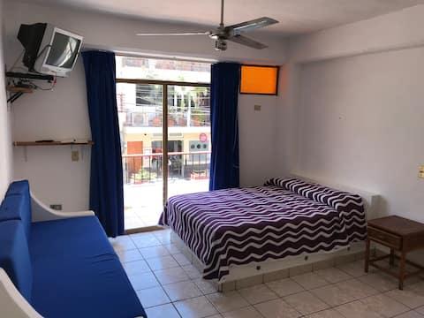 Departamento Bien ubicado, fresco y confortable