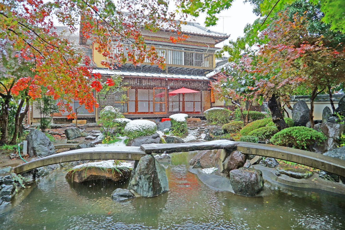 Private Japanese Garden