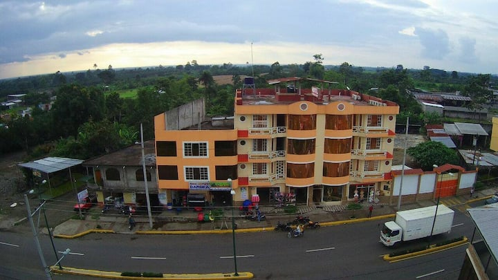 Hotel Quinsaloma