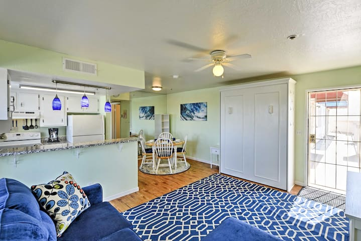 Cozy Surprise Studio w/ Pool Access and Amenities!