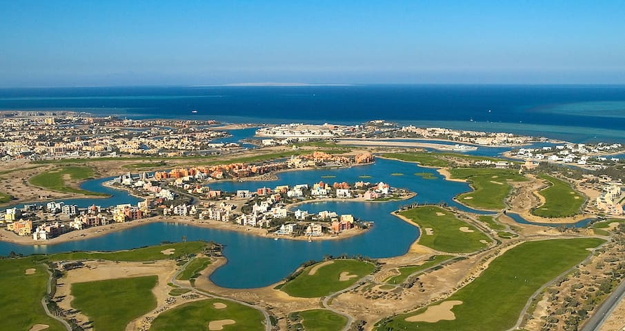 Hurghada El Gouna Red Sea West Golf - Egypt