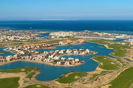 Hurghada El Gouna Red Sea West Golf - Egypt