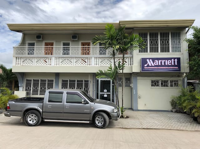 Marriett Inn ( 3rd Room )