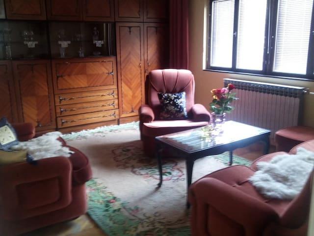 Mina's home