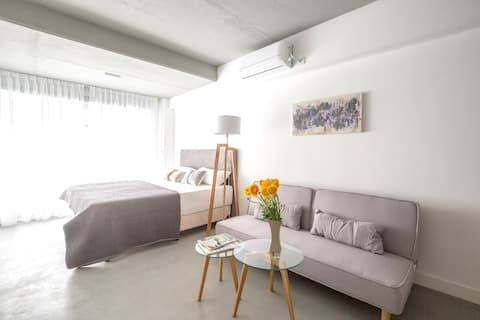 ★★★★★Brand New Boutique Balcony studio in Palermo