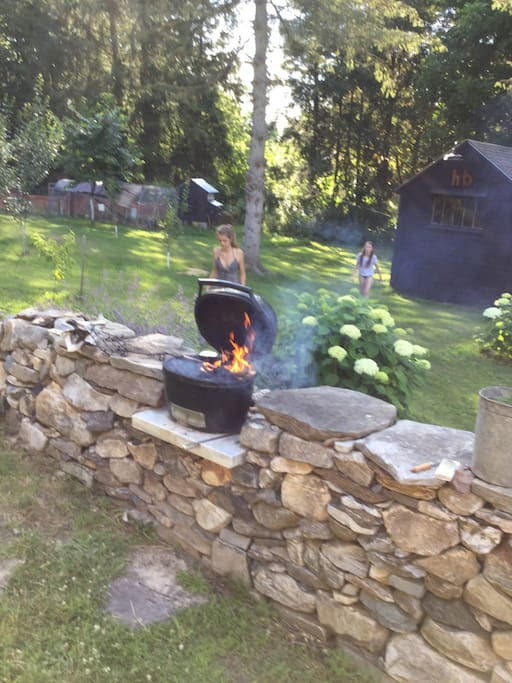 primo bbq, grill and smoker
