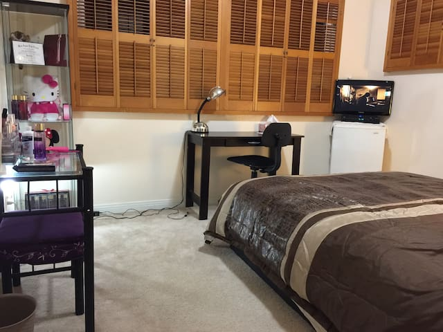 Lovely, quiet, clean and beautiful place to stay - Monterey Park - Talo