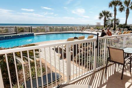 Beachfront Condo Azure 113 - Ground Floor Luxury! - Fort Walton Beach