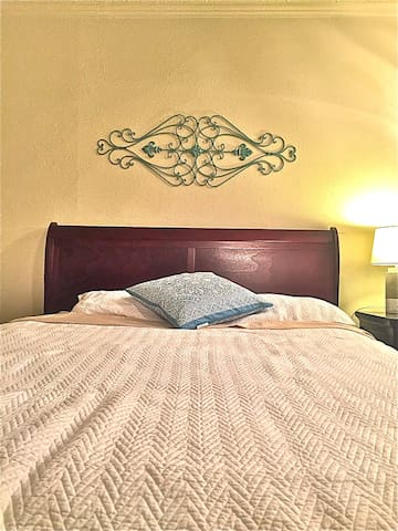 Cozy suite near hospital - Temple - Hus