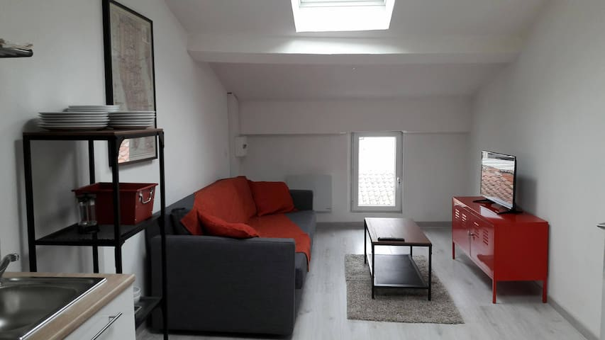 Appartement Loft tout confort, Revel