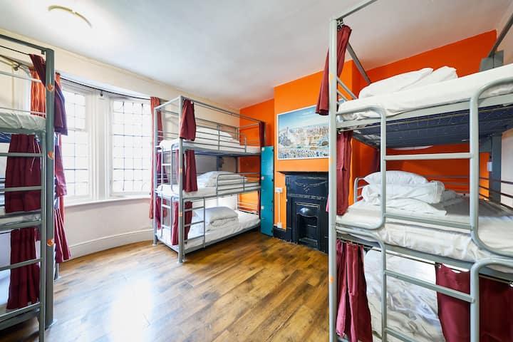 Bed in 9 Bed Female Dorm Ensuite