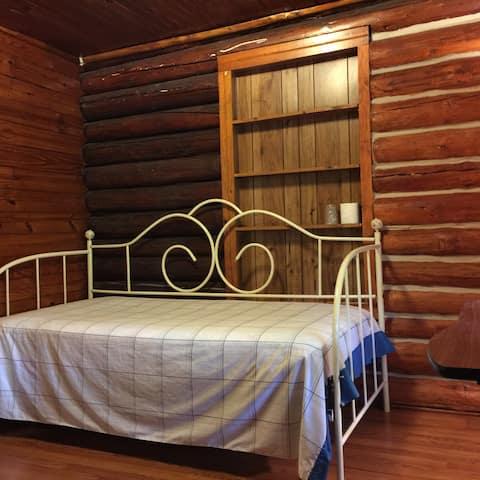 log house room C
