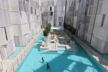 2 bedroom flat in Ibiza, Botafoch - Botafoch, Ibiza - Wohnung