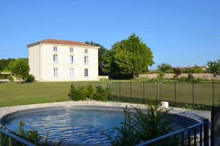 Maison de famille, 11 pers, 5 ch - Les Églises-d'Argenteuil