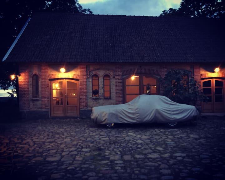 Gladeholm - Ciderorchard - artist studiospace
