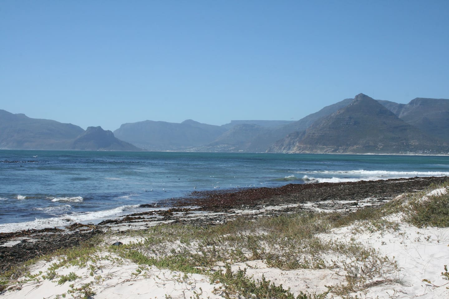 Beautiful scenery in Kommetjie