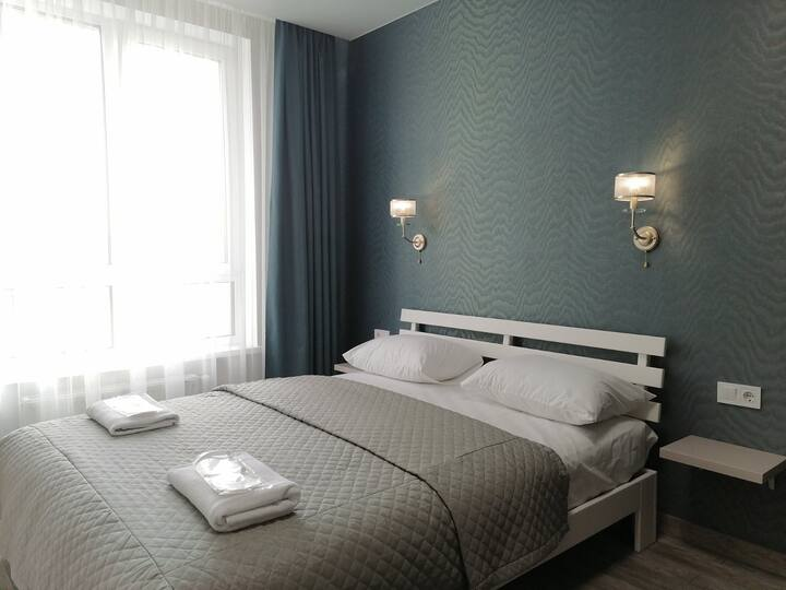 Solo Apartment Kamenskaya green