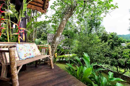 2 Bedrooms Wooden House - Chiang Mai Thailand