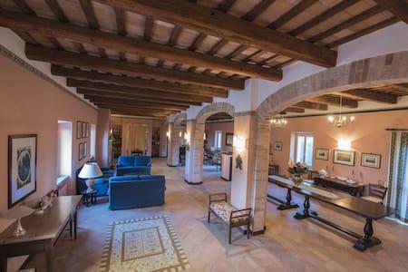 Camere in villa del 700  - Villa Potenza