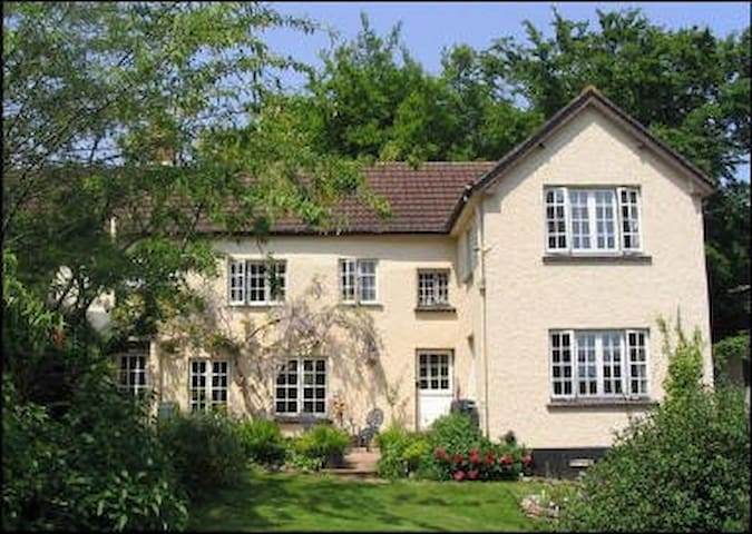 Brambles (en-suite & king size bed) - Tiverton - Bed & Breakfast