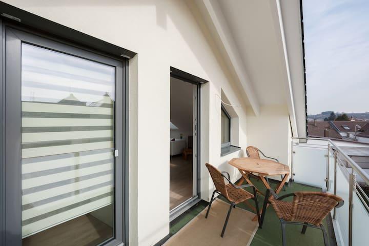 "Guestroom ""1"" in the nice Kraichtal"