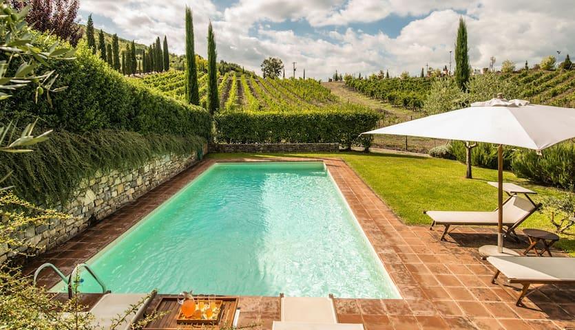 Campassole - 105906 - Montaione - Villa