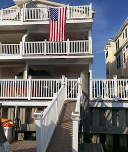 SEE THE US EASTERN COAST BEACH HOME - Sea Isle City