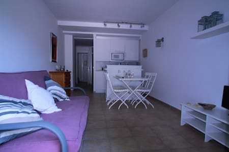 Apt. with terrace ideal for couples - Apartamento