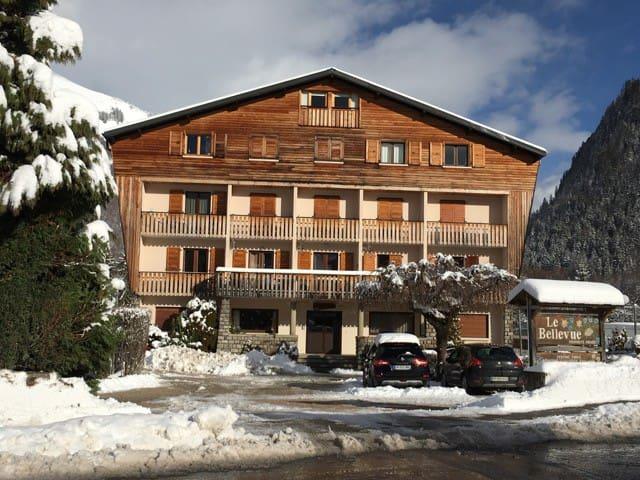 Holiday apartment in Morzine, Alps - Morzine - Apartment
