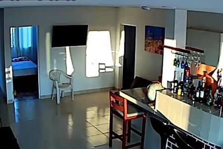 alquilo departamento  cerca dlas playas norte Peru - Organos - 公寓