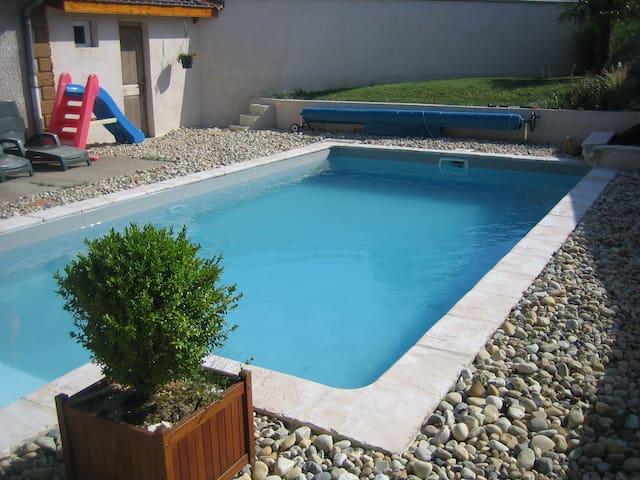 Very nice Vacation home near Lyon - Mornant - House