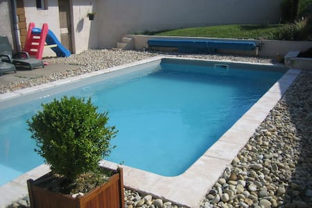 Very nice Vacation home near Lyon - Mornant - Casa